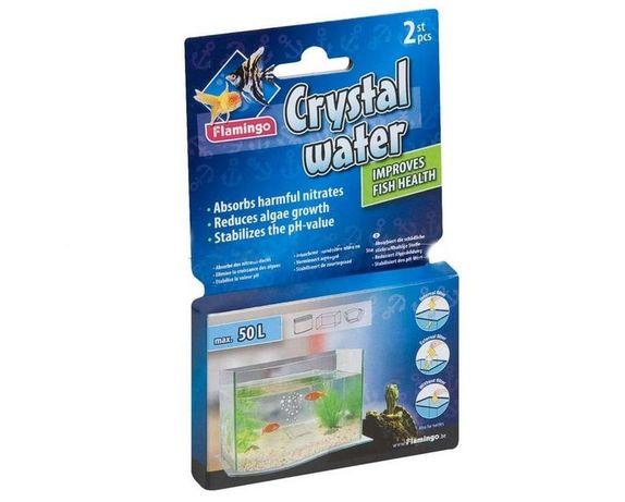 Crystal Water 2Pcs - Max. 50 L