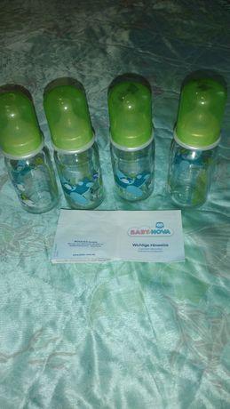 Бутылочки baby nova