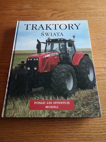 """Książka """"Traktory świata"""""""