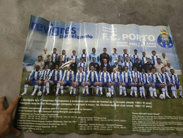Poster FCPorto 2003/2004