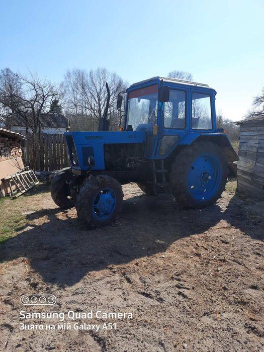 Трактор  МТЗ -82 Малин - изображение 1
