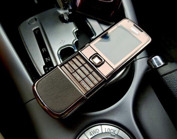Nokia 8800 Sapphire Brown Arte-телефон бизнес-класса !