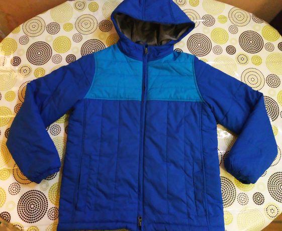 Куртка р.150-160 осень теплая