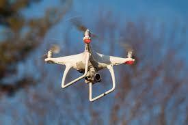 Аэросъёмка с квадрокоптера