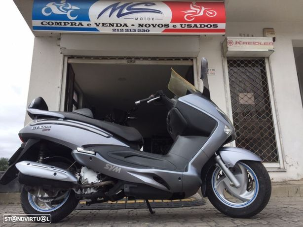 Sym GTS  scooter