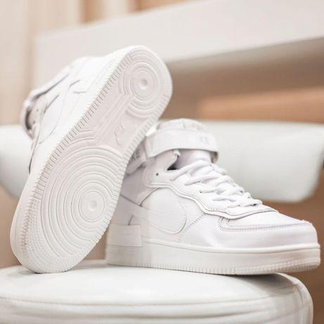 5061 Nike Air Force Shadow кроссовки найк аир форс зимние мех ботинки