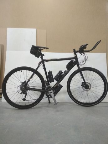 Велосипед , Bergamont, туринг, гревел