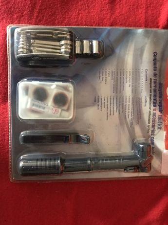 Kit de ferramentas para bicicleta NOVO