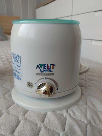 Podgrzewacz do butelek AVENT z termostatem.