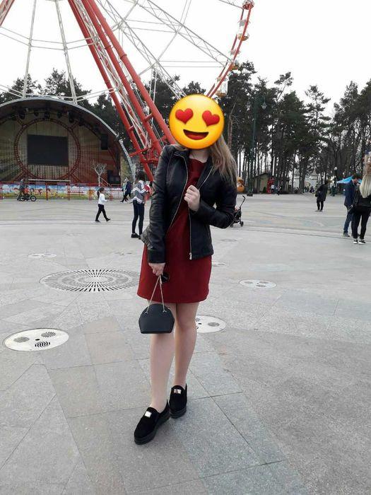 Продам куртку кожзам Харьков - изображение 1