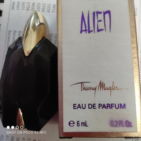 Alien, Mugler France, миниатюра