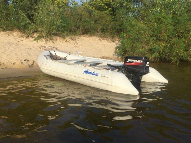 Лодка Edventure 400 Mercury 30
