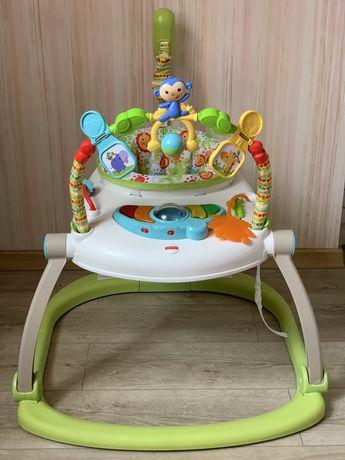 Прыгунки Fisher-Price Mattel Джунгли