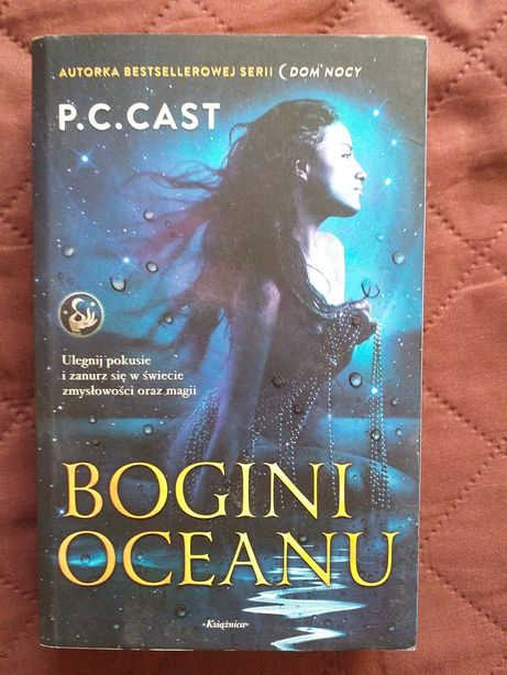 "P.C Cast ""Bogini oceanu"""