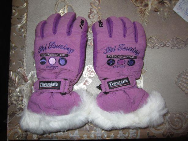 Рукавиці жіночі лижі/сноуборд