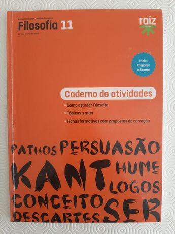 Caderno de Atividades Filosofia 11°ano