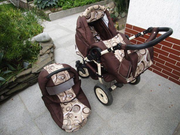 Wózek dziecięcy Taco Jumper + 2 nowe opony