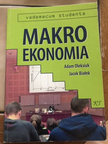 Makroekonomia, Oleksiuk, Białek