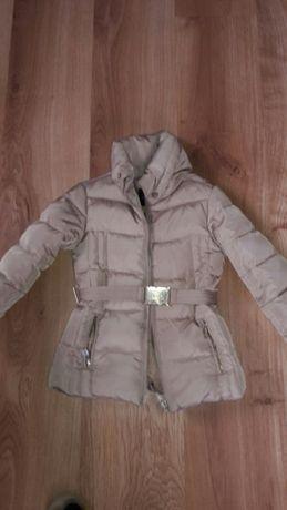Zara girls Kurtka zimowa 104