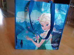 Duża torba dla dziewczynki