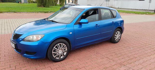 Mazda 3 1,6 16V 2005r!Klima,Elektryka!Aktualne Opłaty!