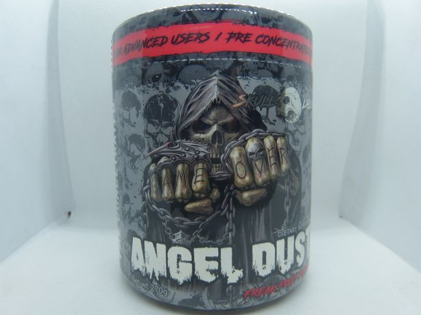 Skull labs Angel Dust Najlepsza przedtreningówka 270g