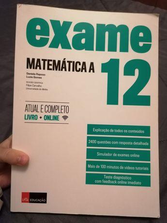 Livro Preparação Exame Matemática 12°