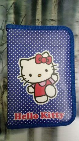 Пенал для ручек и карандашей Hello Kitty (Kite)