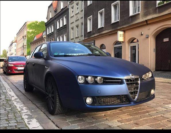 Alfa Romeo 159 uszkodzony wał