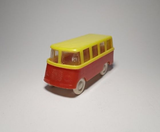 Auto PRL zabawka Nysa kolekcjonerskie