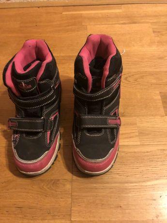 Buty zimowe dziecięce rozmiar 34 ze Smyka
