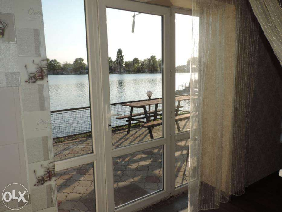 Сдается дом с баней на берегу р.Днепр г.Черкассы аренд жилья посуточно