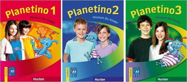 Planetino 1,2,3.