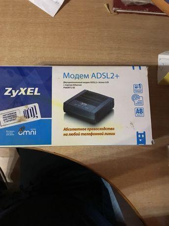 ZyXEL модем P660RT2 EE ADSL2+
