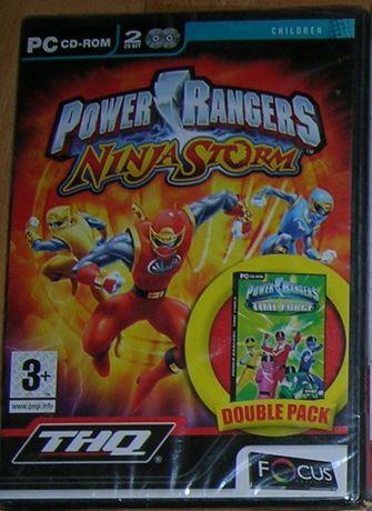 power rangers ninja storm nowa pc