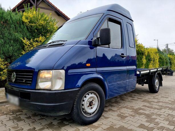 AUTOLAWETA VW LT 2.5 TDI 109KM!! KLIMA ,SPANIE,Hak,Elektryka!! 2000r!!