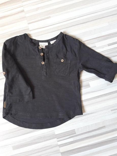 Bluzeczka Zara chłopiec r 68cm