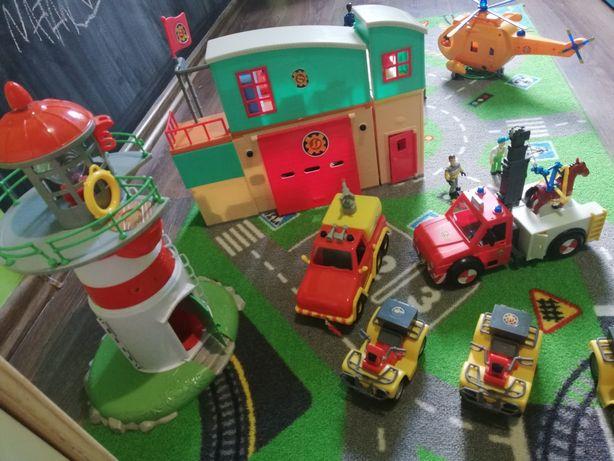 Zabawki Strażaka Sama