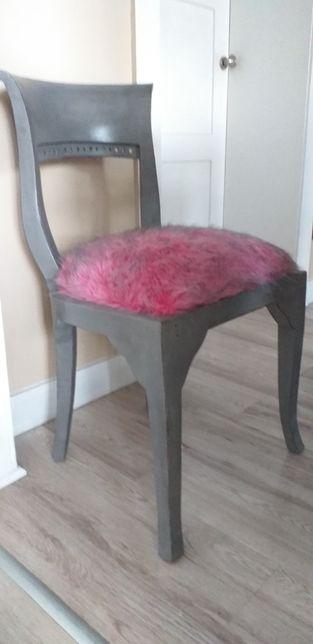 Krzeslo shabby chic