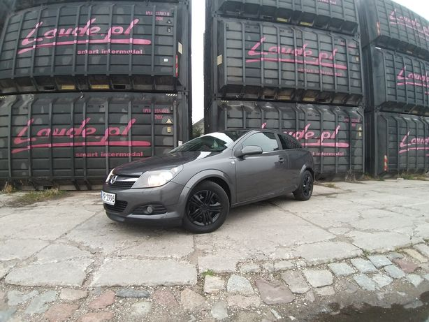 Opel Astra H GTC 1.4 2009r*127tys*sprowadzona*oplacona*stan wzorowy*
