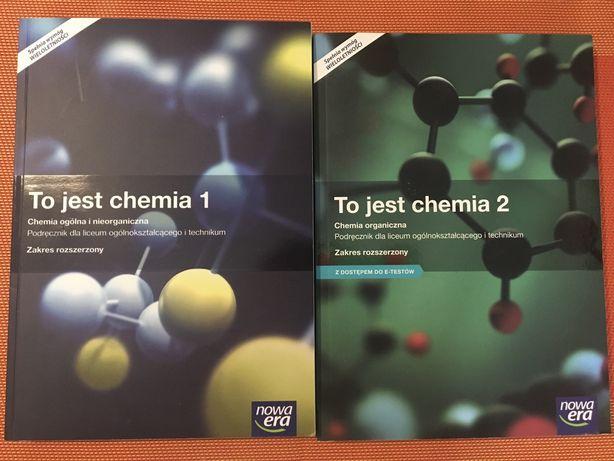 Podręczniki do chemii rozszerzonej