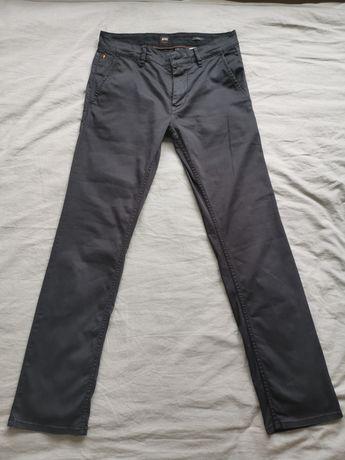 Spodnie chinosy Hugo Boss 30/32 slim fit