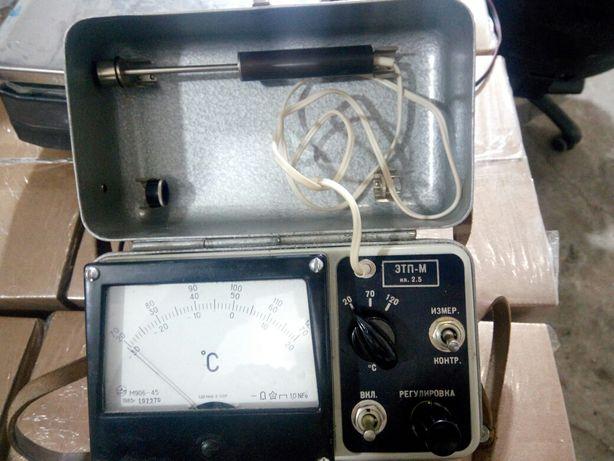 Термометр этп - м