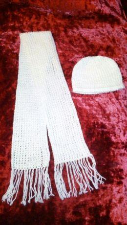Продам девочковый набор ручной вязки