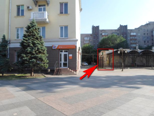 Аренда торгово- офисного помещения в центре пр. Почтового