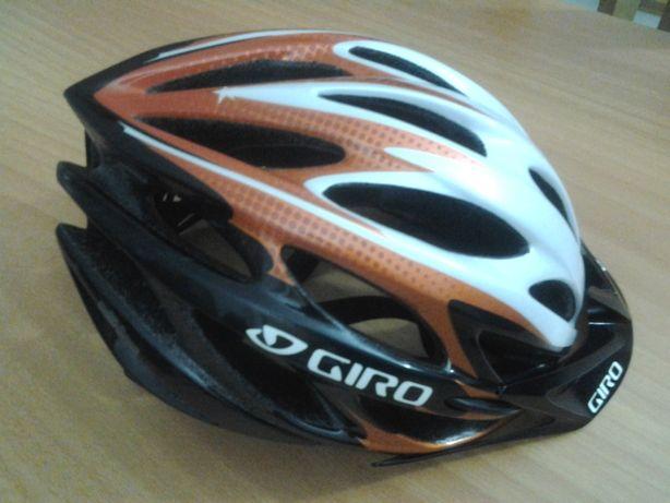 Capacete ciclismo Giro Athlon - como novo