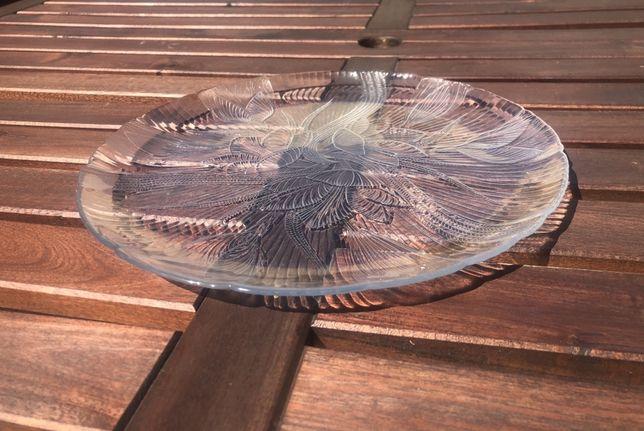 Prato em vidro (novo)