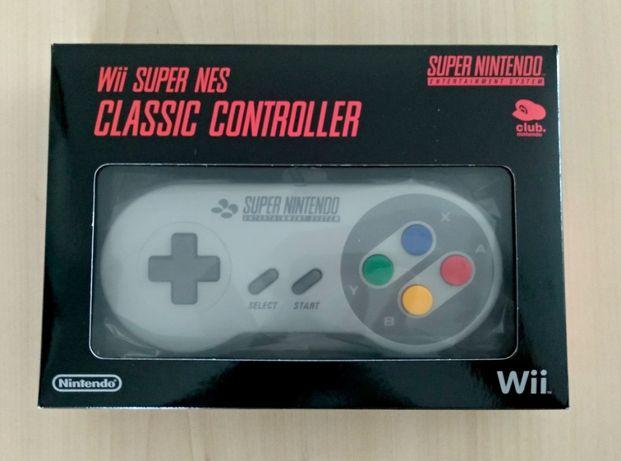 Comando Super Nintendo (SNES) - Edição Limitada Club Nintendo