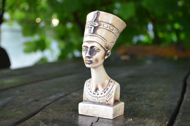 Статуэтка фараон Египет бюст Нефертити египетская фигурка