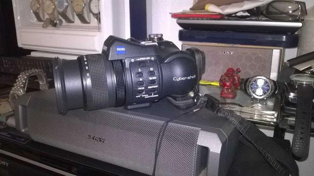 maquina fotografica sony sdc-f828 ótica carl-zeiss.